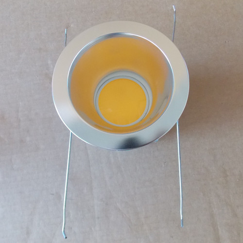 """Hubbell Prescolite 4LFLED5G427K 6"""" LED Downlight Reflector - New"""
