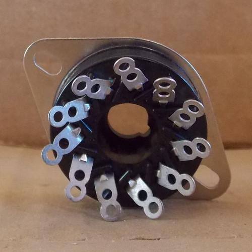 Cutler Hammer D3PA5 3PDT Panel Mount Socket for D3 (10pk) - New