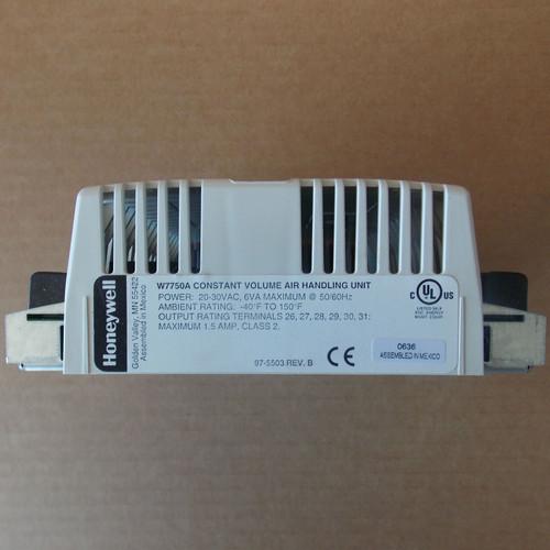 Honeywell W7750A 2005 Excel 10 Constant Volume Air Handling Unit 24VAC 50/60 HZ - New