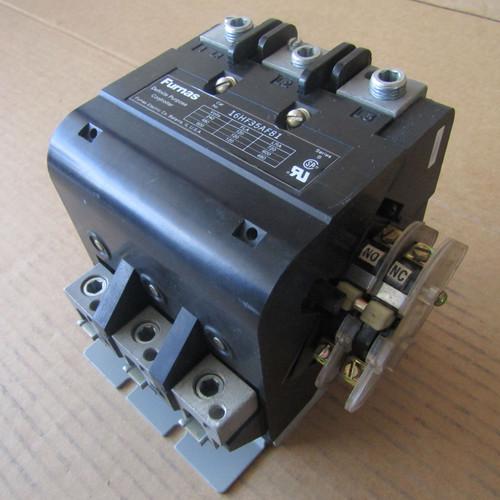 Siemens 16HF35AF81 120A Def Purpose Controller 3P 120V Open - Used