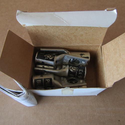 Penn-Union Corp BLU-2/0S4 Copper Penn-Crimps Conductor - Die Tool, 2/0 STR Black - New