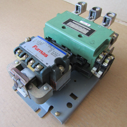 Furnas Electric 16JB32AA81D8 Magnetic Controller 180 Amp - Used