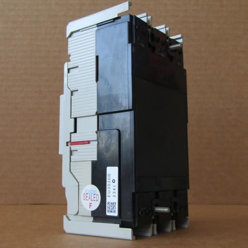 Fuji EW125RAGU-3P030 3 Pole 30 Amp Earth Leakage Circuit Breaker - Used
