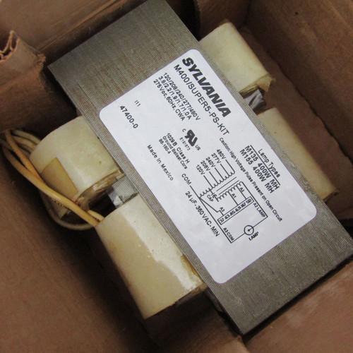 Sylvania M400/SUPER5-PS-KIT Metalarc Magnetic Ballast 120/208/240/277/480V - New
