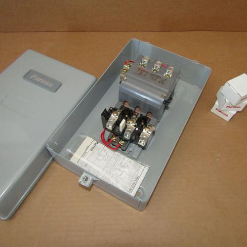 Furnas 14GP32BA Size 2-1/2 Magnetic Starter 3 PH 3 Pole 120/240V N1 - New