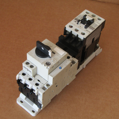 Fuji Electric BM3RHR-013 Manual Motor Starter 9-13A 110V Coil - Used