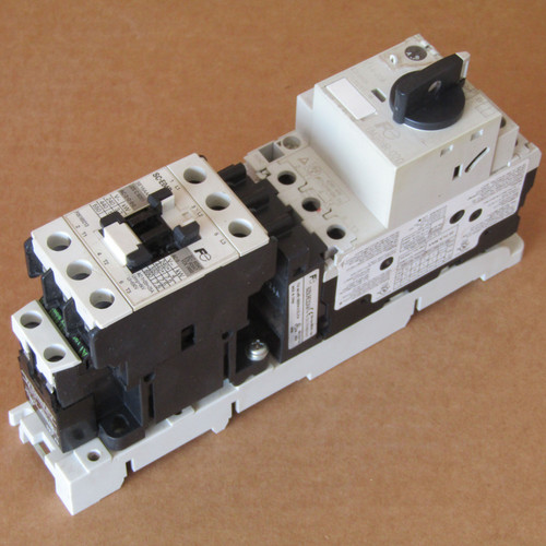 Fuji Electric BM3RHR-020 Manual Motor Starter 14-20A 110V Coil - Used