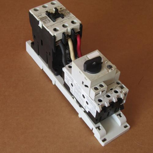 Fuji Electric BM3RHR-032 Manual Motor Starter 24-32A 110V Coil - Used