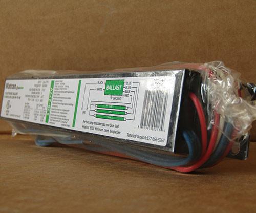 Watran Deltek Ballast 80213 DB-332N-MV-TP-HE 120/277V Electronic Fluorescent Ballast - New