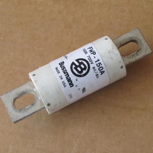 Bussmann FWP-150A 150 Amp 700V AC/DC Fuse - Used