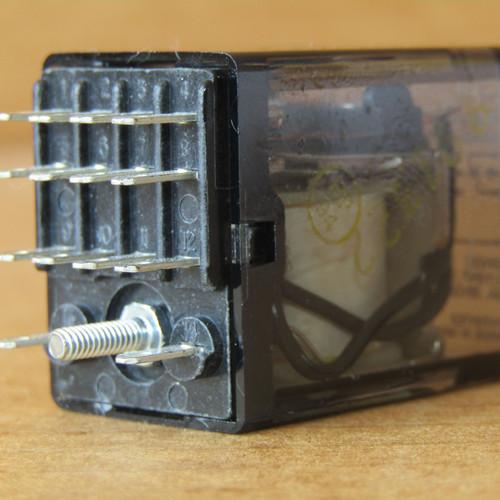 Potter & Brumfield KHAU-17D12-24 24VDC 1/10HP 5A 240VAC Relay - New