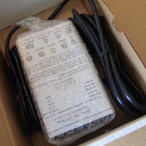 Total Control 510-1000-041 24V Power Supply Model SW105 with Line Cord - New