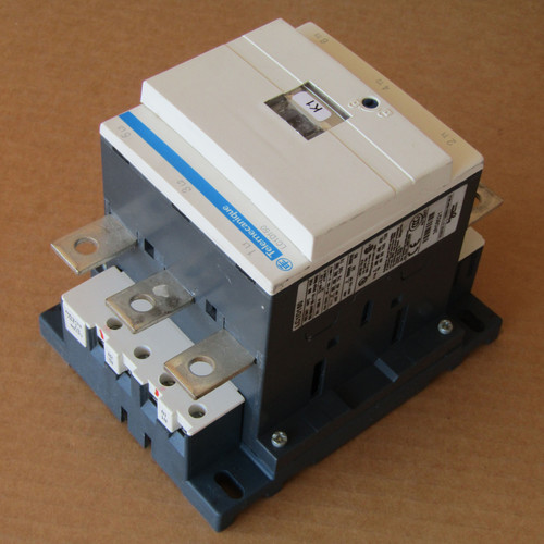 Telemecanique LC1D150 Contactor 3 Pole 150 Amp 120V Coil  - Used