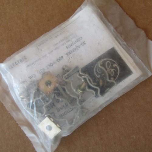 General Electric THC31J1 30 Amp HCI Disconnect Fuse Kit - New