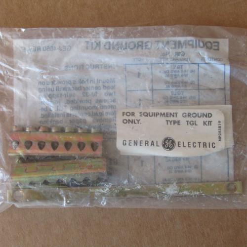4Pc General Electric TGL4 Equipment Ground Kit - New
