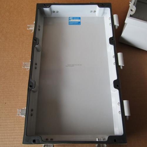Crouse-Hinds NJB101807 NHTL Industrial Control Panel Enclosure, Nema 3,4X,12 - New