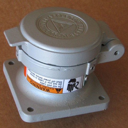 Appleton ADR3034 Powertite Receptacle 30A 3W 4P 600VAC - New Surplus