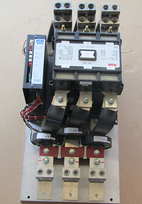 ABB EH700 3 Phase 715 Amp Magnetic Starter 120 Volt Coil - Used