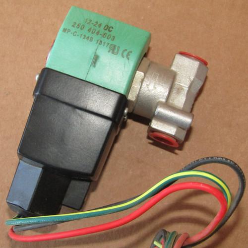 ASCO 8262R230 Solenoid Valve 2 Watts 12-24 DC - New Surplus