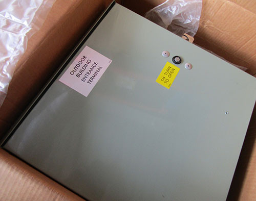 Emerson BUPSNG50FS 50PR BUPNG FS-IN RLS-OUT F1008344 - New Surplus