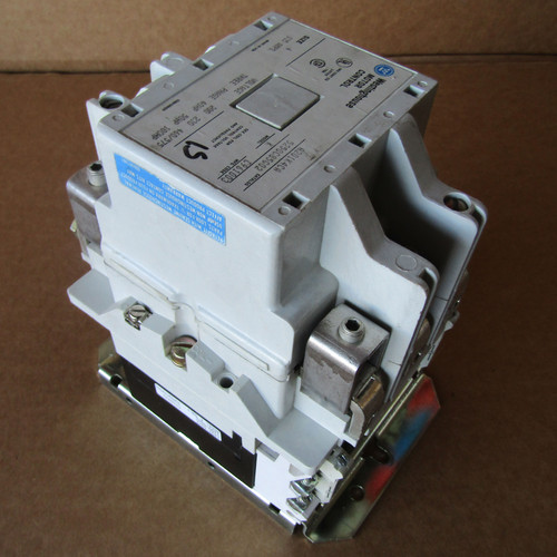 Westinghouse A201K4CA Size 4 Magnetic Contactor 135 Amp 3PH 120V Coil - Used
