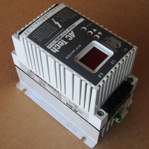 AC Tech SF210 SCF Series Drive, 3 Phase, 208/240V 1 HP .75kW - Used