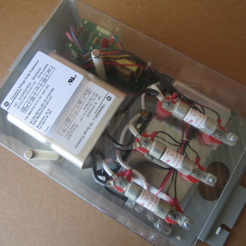GE 9L10JAQ324ECA Transient Voltage Surge Suppressor 3PH 480V 100kA - Used