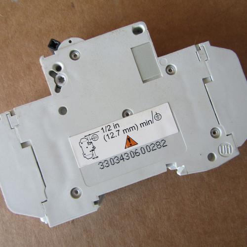 Schneider Electric 60128 D 13A C60 1 Pole 13 Amp 240V Multi 9 Circuit Breaker - New