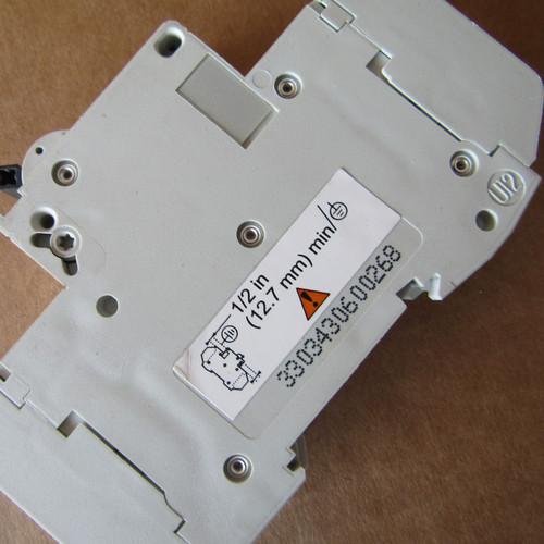 Schneider Electric 60126 D 8A C60 1 Pole 8 Amp 240V Multi 9 Circuit Breaker - New