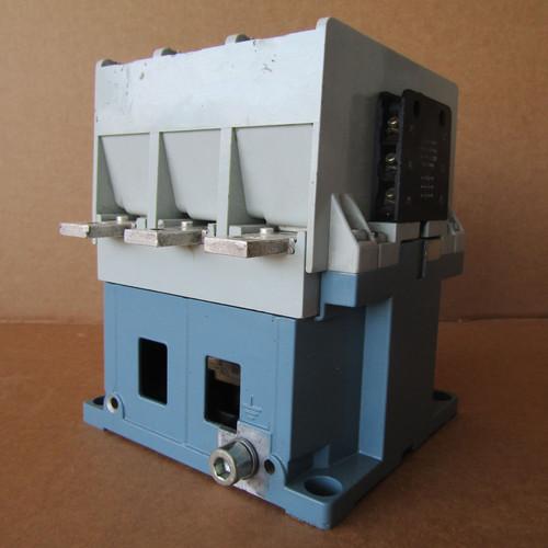 ABB EFLG315-2P Drive Contactor 2 Pole 360A 200 HP 500VDC/ 600VAC - Used