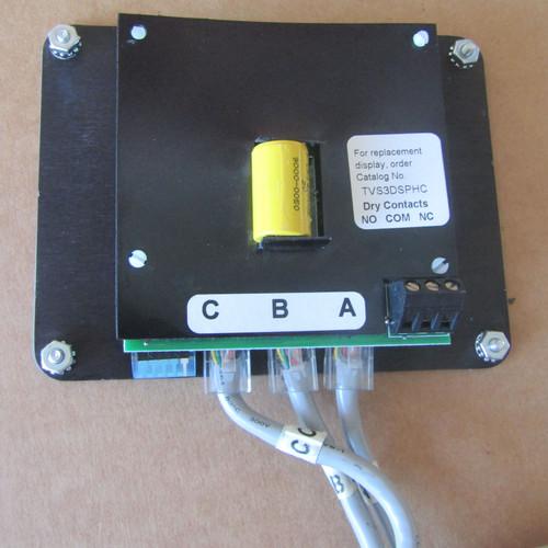 Square D Surgelogic TVS3DSPHC Surge Protective Device 3PH - Used