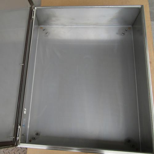 Rittal Series 04498 Industrial Control Panel Enclosure Nema 1,4,4X,12