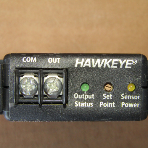 Veris Industries Hawkeye Model 708 1-135A Adjustable Current Sensor 600VAC -  Used
