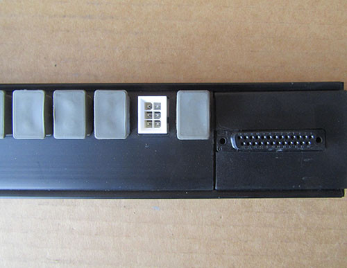 Square D NQOD242ASB Powerlink AS Control Module - Used