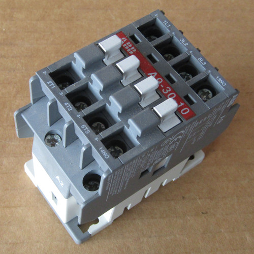 ABB A9-30-10 4 Pole 26 Amp 1000V Contactor - Used