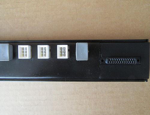 Square D NEHB442ASB Powerlink AS Control Bus 24VDC NEHB Panel - Used