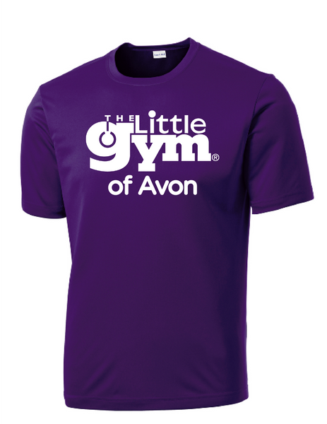 The Little Gym Performance Short Sleeve Tee (Adult)