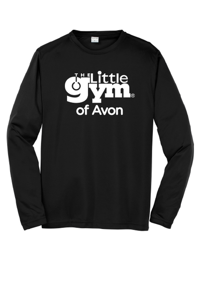 The Little Gym Performance Long Sleeve Tee (Adult)