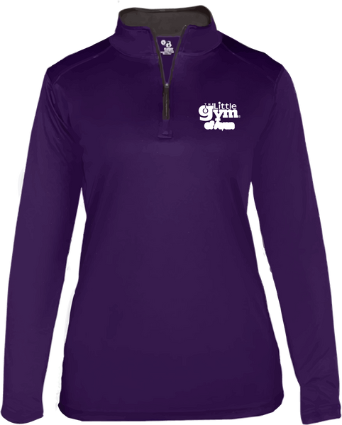 The Little Gym Quarter-Zip (Womens)