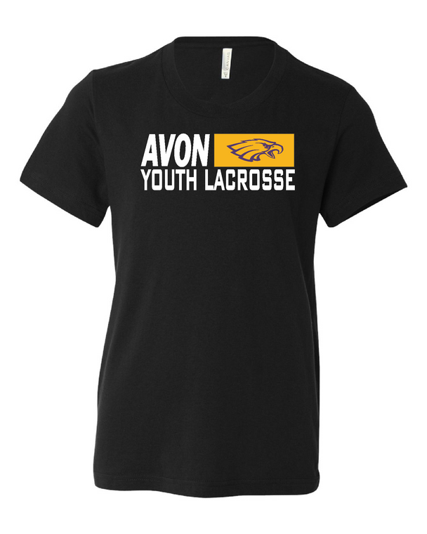Avon Youth Lacrosse Tee(Adult)