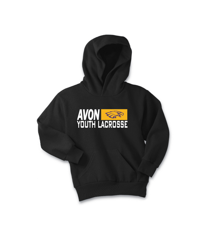 Avon Youth Lacrosse Hoodie(Youth)