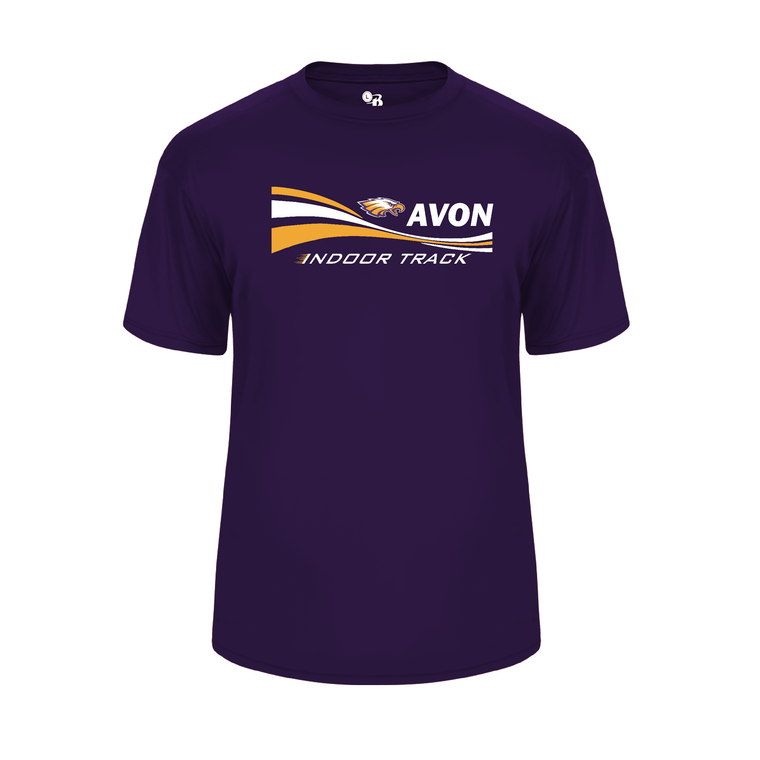 Avon Indoor Track Softlock Tee
