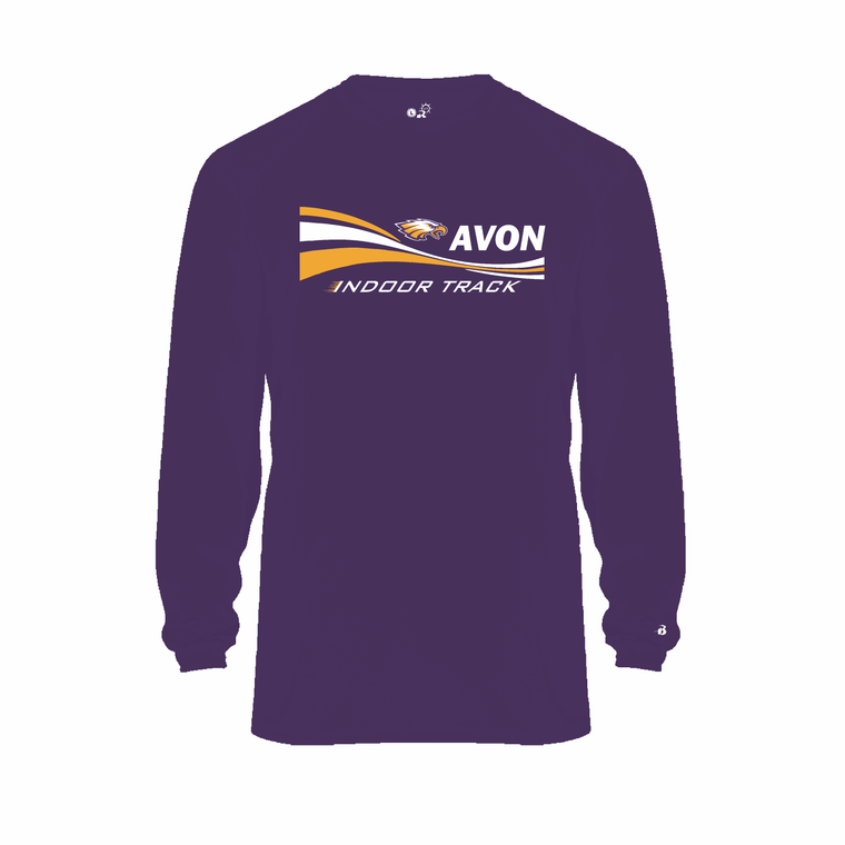 Avon Indoor Track Softlock L/S Tee