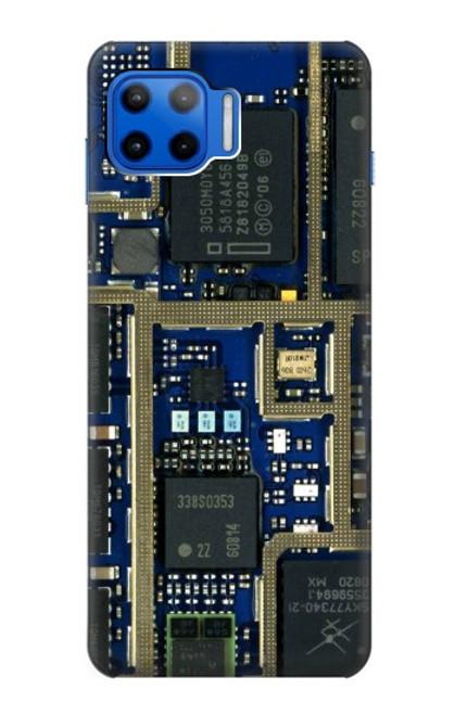 S0063 Curcuid Board Case For Motorola Moto G 5G Plus