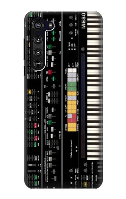 S0061 Synthesizer Case For Motorola Edge