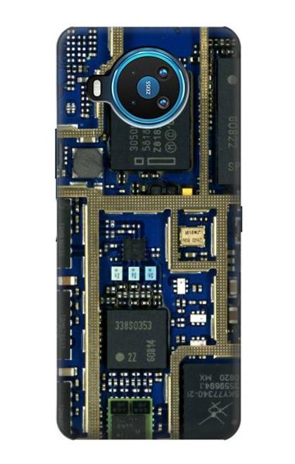 S0063 Curcuid Board Case For Nokia 8.3 5G