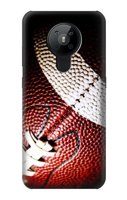 S0062 American Football Case For Nokia 5.3