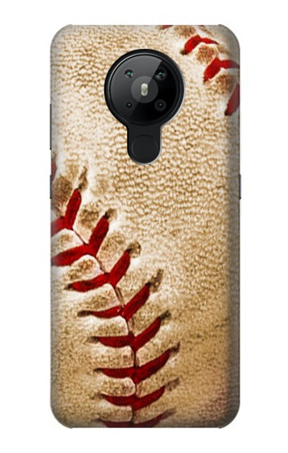 S0064 Baseball Case For Nokia 5.3