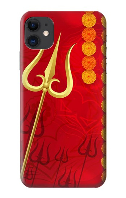 S3788 Shiv Trishul Case For iPhone 11