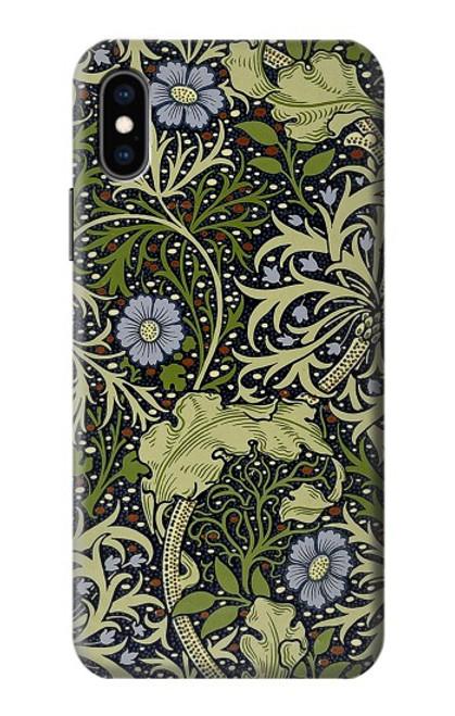 S3792 William Morris Case For iPhone X, iPhone XS